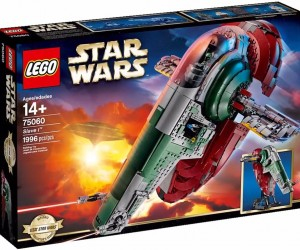 LEGO Star Wars Slave I UCS Set: Boba Fig
