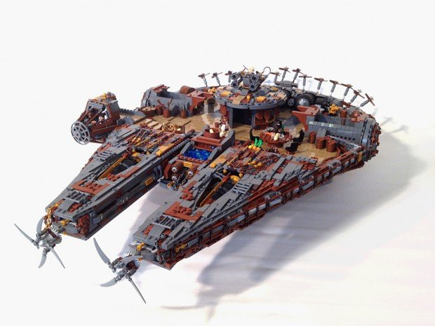 lego-star-wars-steampunk-millenium-falcon-by-markus19840420-4