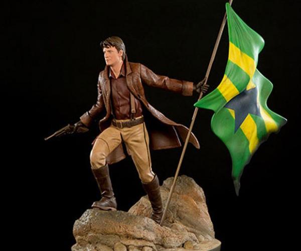Mal Reynolds 1:6 Scale Statue: Woo Hoo!