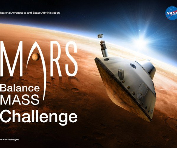 NASA Wants You to Design a Gadget for the Next Mars Mission