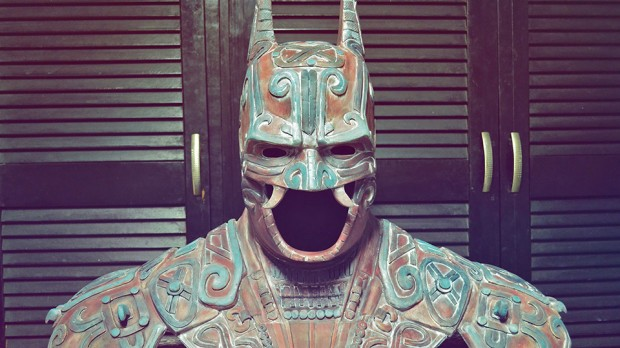 mayan-batman-bust-by-kimbal