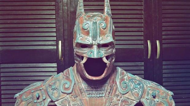 mayan-batman-bust-by-kimbal