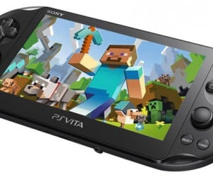Minecraft Hits PS Vita, Kids may Actually Want the Portable now