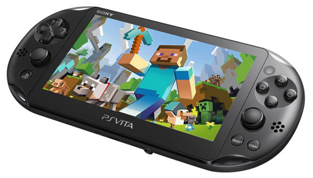 Minecraft Hits PS Vita Kids May Actually Want The Portable Now - Minecraft spiele fur ps vita