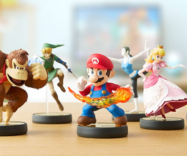 Nintendo Amiibo Figures Offer Impressive Detail