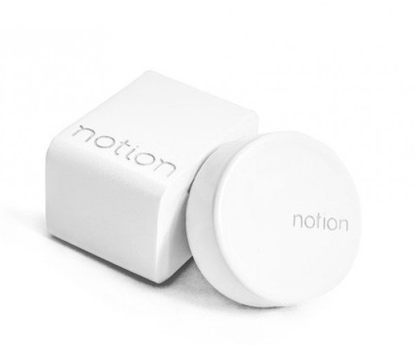 Notion Tells You What's Going on at Home from Afar