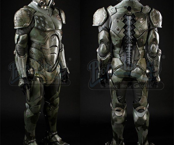 Pacific Rim Prop Auction has Mites