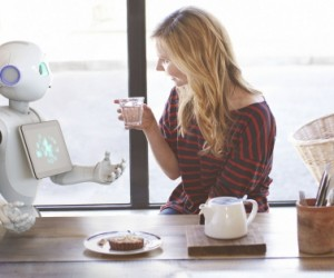 Pepper, The Creepy Emotion-Sensing Robot, Will Hit the Market Within 12 Months