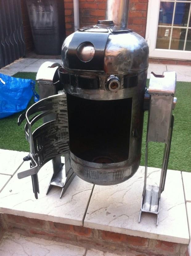 r2-d2 wood burner1