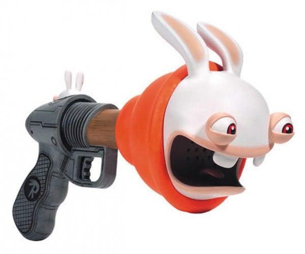 Rabbids Super Plunger Sound Blaster is Bwaaahsome
