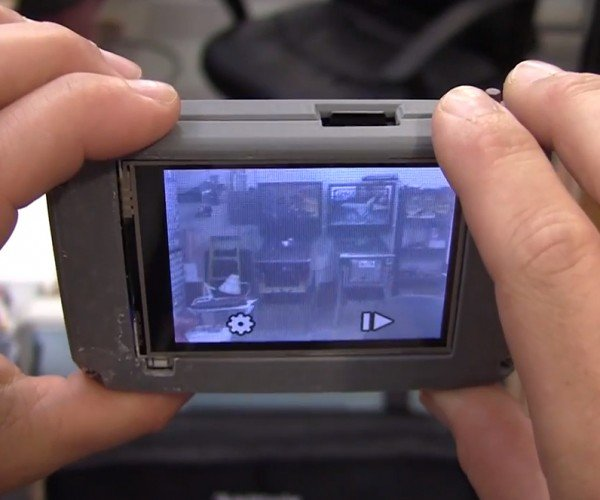 Raspberry Pi Point-and-Shoot Camera: Not as Easy as Pie