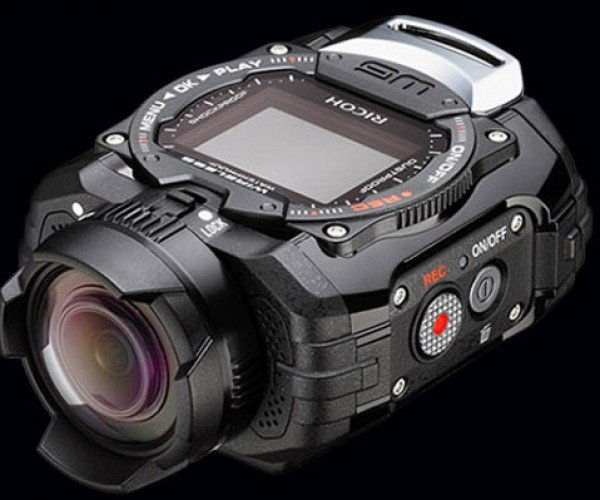Ricoh WG-M1: A Particularly Rugged Looking New Action Cam