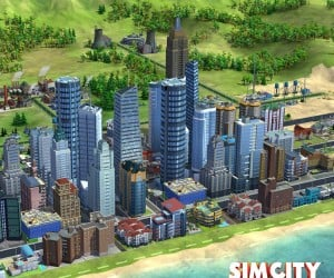 EA SimCity BuildIt Brings City Crafting to the Small Screen
