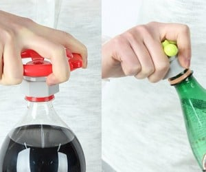 Sodavalve Makes It Easier to Open Soda Bottles