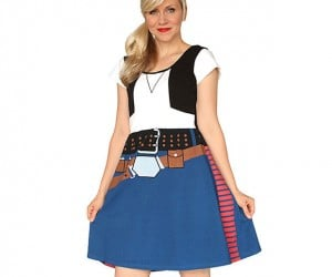 Han Solo Dress is for Female Scoundrels
