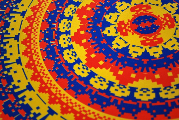 space-invaders-mandala-by-Olivier-Marchand-3