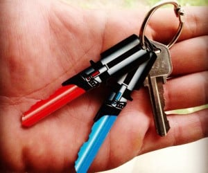 Lightsaber Keys: Force Entry