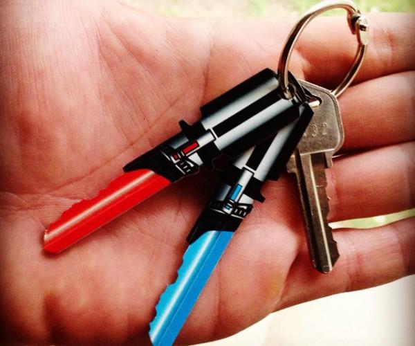 Lightsaber Keys: Force Entry