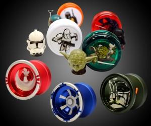 Yomega Star Wars Yo-Yos: Yo-Yo-Yoda