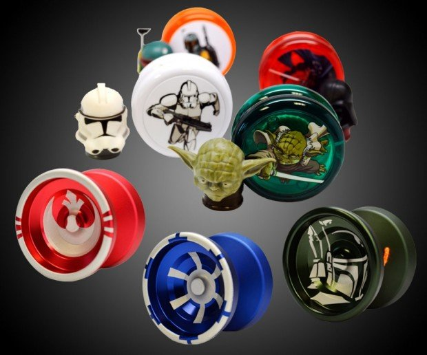 star wars yoyo