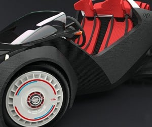 Local Motors Strati 3D Printed Car: Gone in 44 Hours
