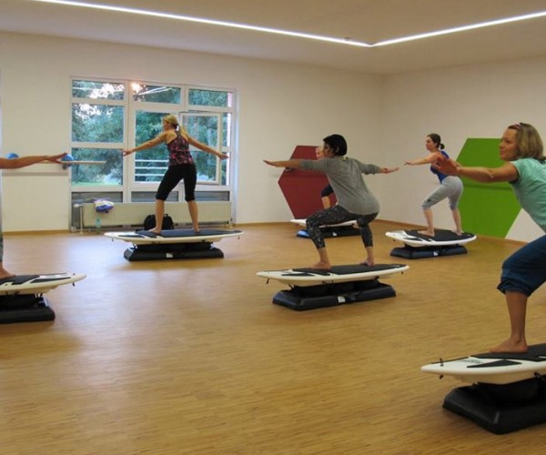 The Ripsurfer X Is an Exercise Machine That Moves Like a Surf Board
