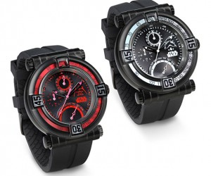 Star Wars Imperial Chronometers Keep Vader on Time