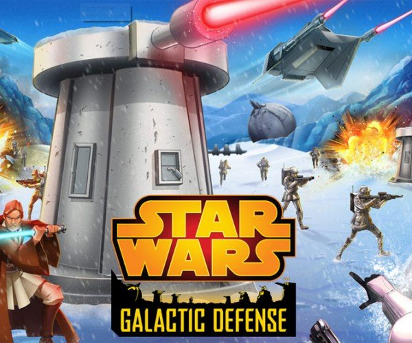 Star Wars Galactic Defense Coming Soon: Play It, You Will.