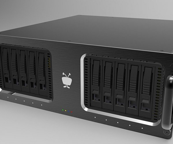 TiVo Mega Has 24TB of Storage & 6 Tuners: Record All the Things!