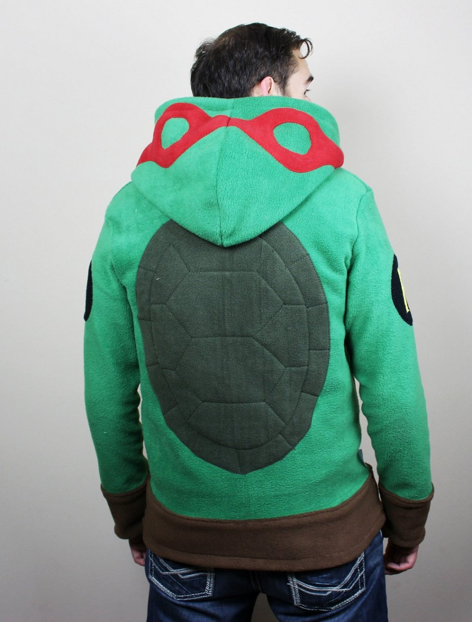 Teenage Mutant Ninja Turtle Hoodie: Hero in a Soft Shell
