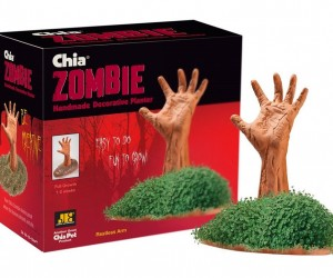 Zombie Chia Pets: Za Za Za Zombie