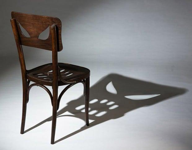 Coppelius' chair