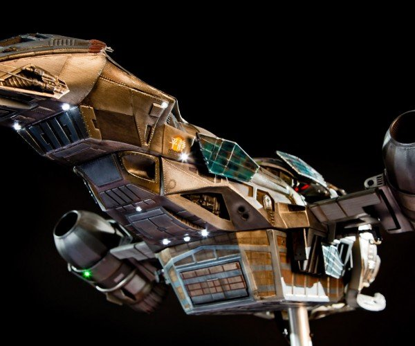 Film-scale Serenity Replica Costs as Much as a Nice Used Car