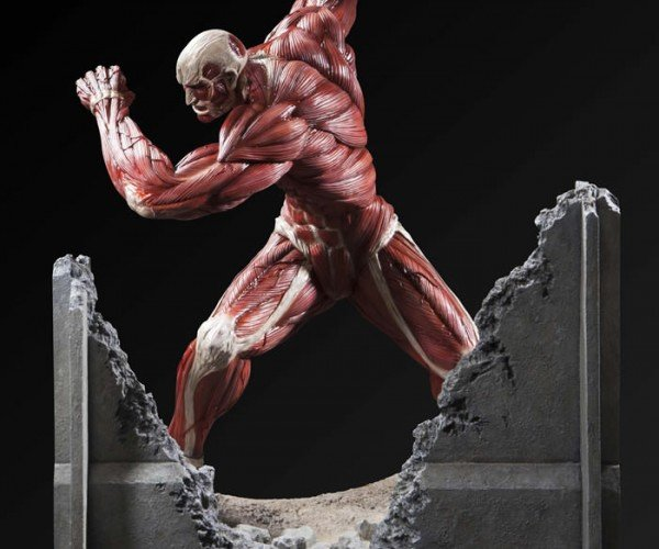 Attack on Titan Colossal Titan is Ready to Breach Your Collection
