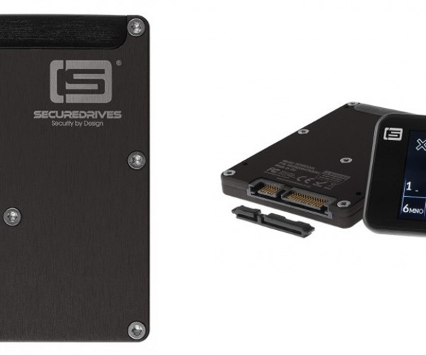 Authothysis Self-Destructing Solid State Drives Have Separation Anxiety