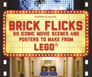 Brick Flicks Recreates Famous Movie Scenes in LEGO