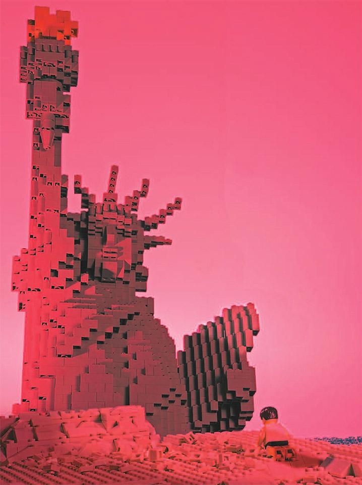 Brick Flicks Recreates Famous Movie Scenes In LEGO Technabob - 15 awesome movie scenes recreated with lego
