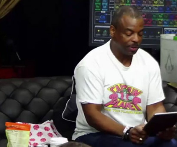 "LeVar Burton Reads ""Go the F*ck to Sleep"""