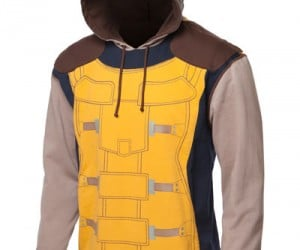 Rocket Raccoon Hoodie Doesn't Suck the Joy out of Everything
