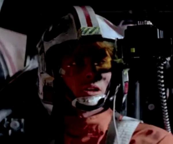 Star Wars Death Star Trench Run with Star Trek Reboot Music