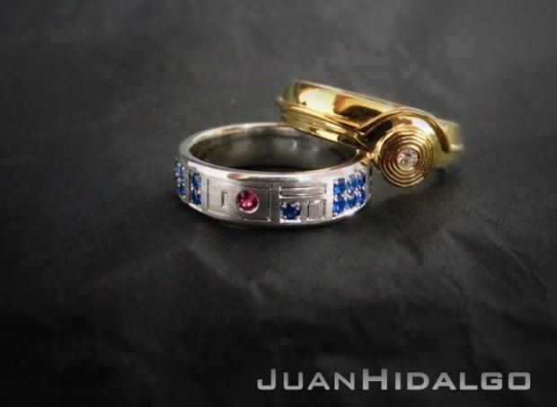 droid rings