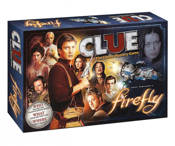 Firefly Clue Helps Find Who Sold out River