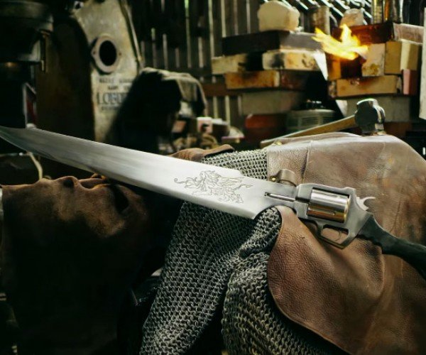 Man at Arms: Reforged Brings Final Fantasy VII Gunblade to Life