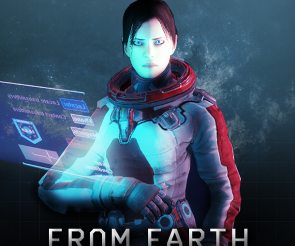 From Earth: A More Subtle Take on Figuring out an Alien Civilization