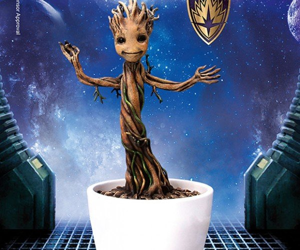 Awesome Baby Groot Model Kit IS GROOT.