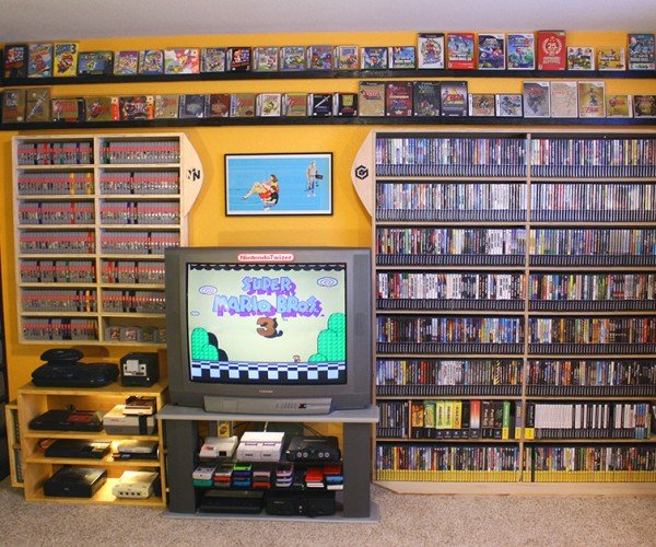 5,700+ Video Game Collection for Sale: Carts and Carts of Carts