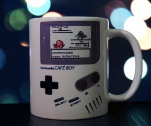 GameBoy Pokemon Mug: Cup of Charmander