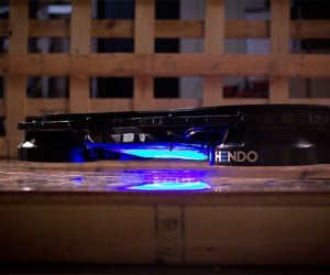 These Inventors Want to Open Hoverboard Parks In The Near Future