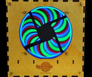 Hypnofan: This is Your Appliance on Drugs