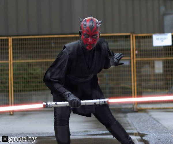 This Female Darth Maul Is Just as Terrifying as the Original